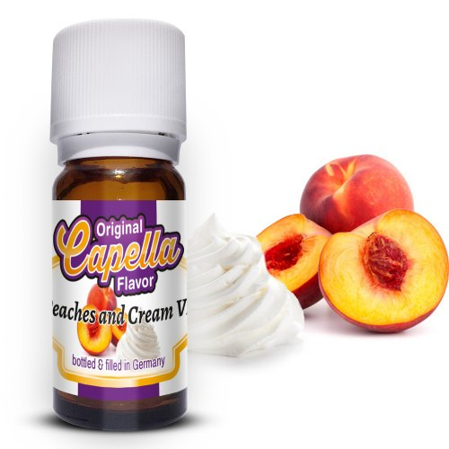 Capella Flavor Aroma - Peaches and Cream V2