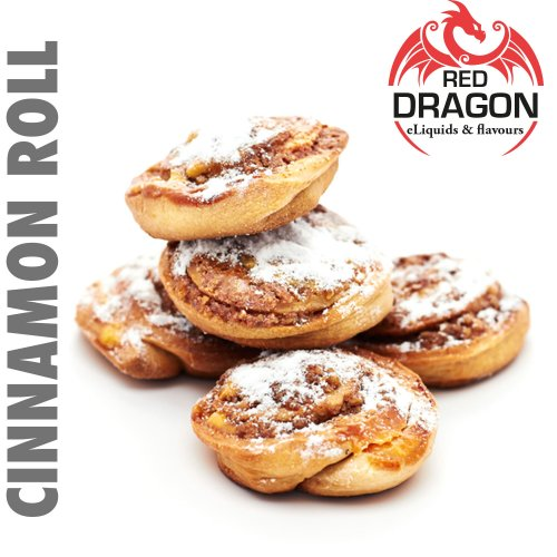 Red Dragon ® Premium-Aroma - Cinnamon Roll