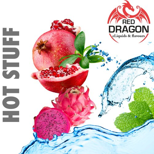 Red Dragon ® Premium-Aroma - Hot Stuff