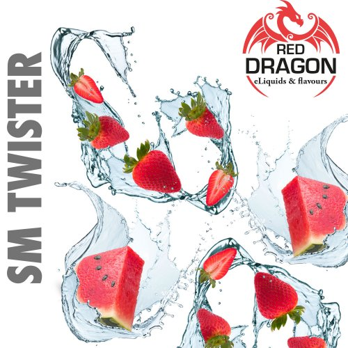 Red Dragon ® Premium-Aroma - SM Twister