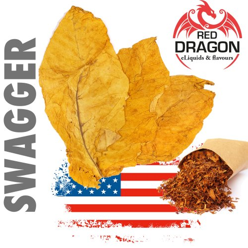 Red Dragon ® Premium-Aroma - Swagger (American Blend)