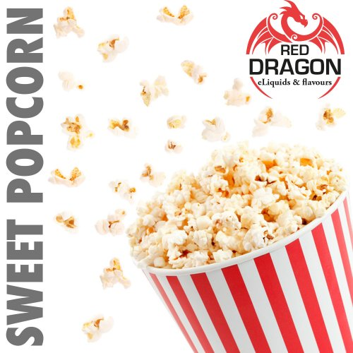 Red Dragon ® Premium-Aroma - Sweet Popcorn